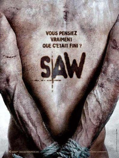 Saw V (2008) Regarder Saw V (2008) en ligne VF et VOSTFR. Synopsis: Dans ce nouveau volet de la saga Saw, il semble que Hoffman soit le seul héritier du pouvoir ...