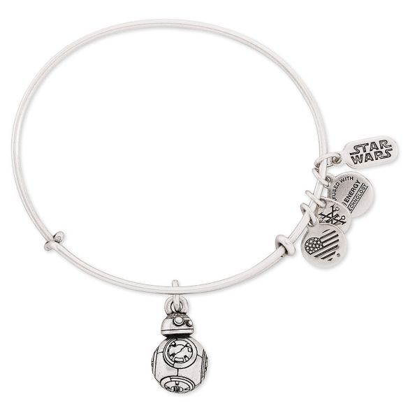 The moment is here! On April 6, the Disney Parks Blog announced three new Star Wars bangles would be added to the growing Alex and Ani collection at the Disney Parks and Disney Store. The new bangl…