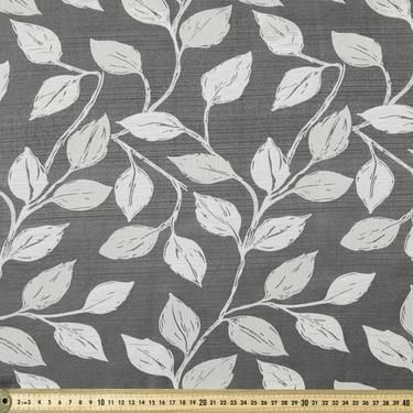 Apsley Uncoated Jacquard Fabric Silver 142 cm