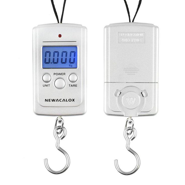 Multifunctional Portable Mini 10-40 Kg/22-88.2 lb Electronic Scale