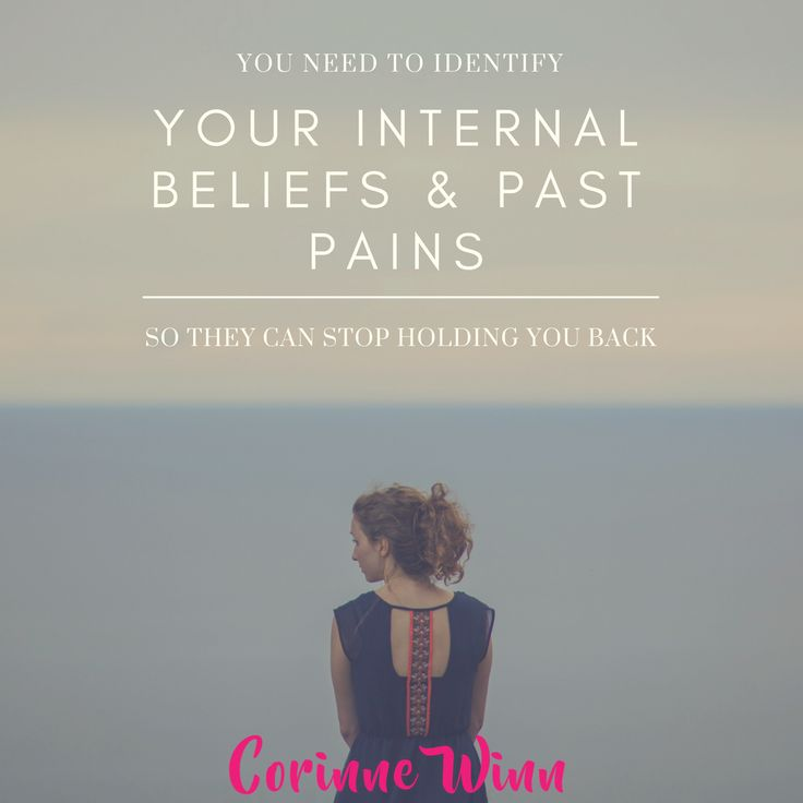 Your internal beliefs and past pains dictate your behaviour and how you show up in the world every day. Do you even know what yours are? You need to know what they are so they can no longer hold you back. A great place for you to start is by reading my book which you can download for free here: https://corinnewinn.com/get-my-free-book  #freebook #mindset #beliefs #change #past #lifecoach #motivation #freetraining
