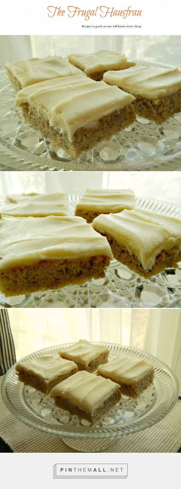 Banana Sheet Cake - Make this in a jelly roll pan for the perfect proportion of cake to frosting! This is a very old recipe and is the BEST I've ever had. Passed to me by a friend who always carried extra copies of the recipe because it was asked for so m (all recipes banana bread)
