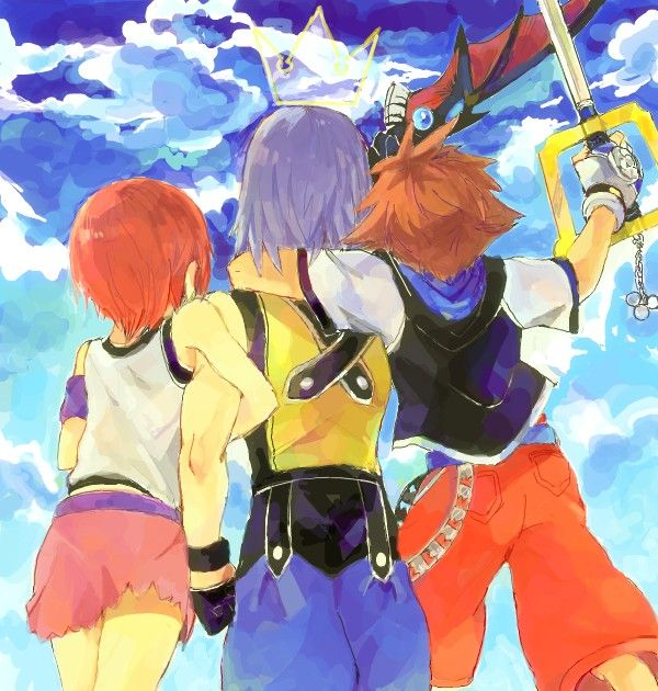 If Kingdom Hearts Met Anime By Takuyarawr On Deviantart: 168 Best Images About Kingdom Hearts On Pinterest