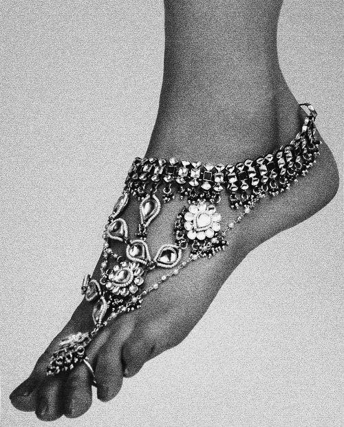 foot jewerly