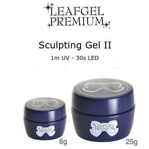 Leafgel Premium Sculpting Gel II スカルプティング Ⅱ
