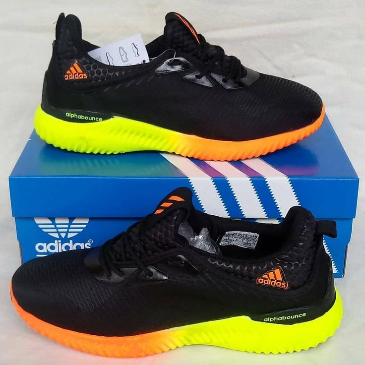 Adidas Alphabounce Rc Black Popsicle Harga 200 000 Ready