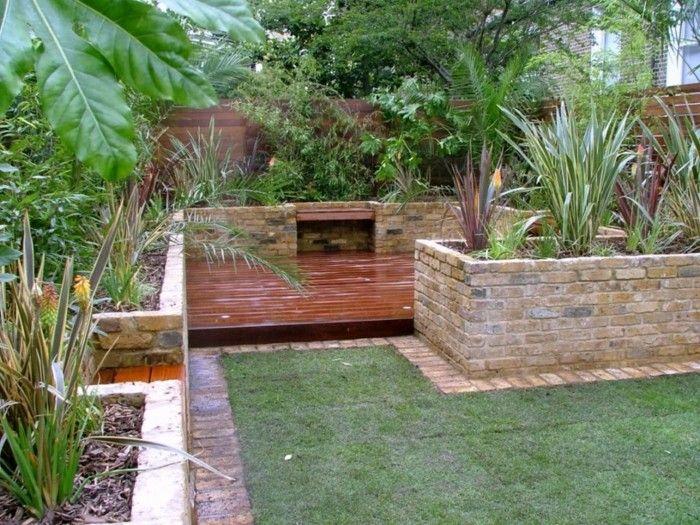 67 best Gartenideen images on Pinterest Landscaping, Garden - gartenideen wall