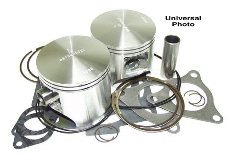 Wiseco (SK1163) 68.00mm 2-Stroke Piston Kit for Yamaha Snowmobile