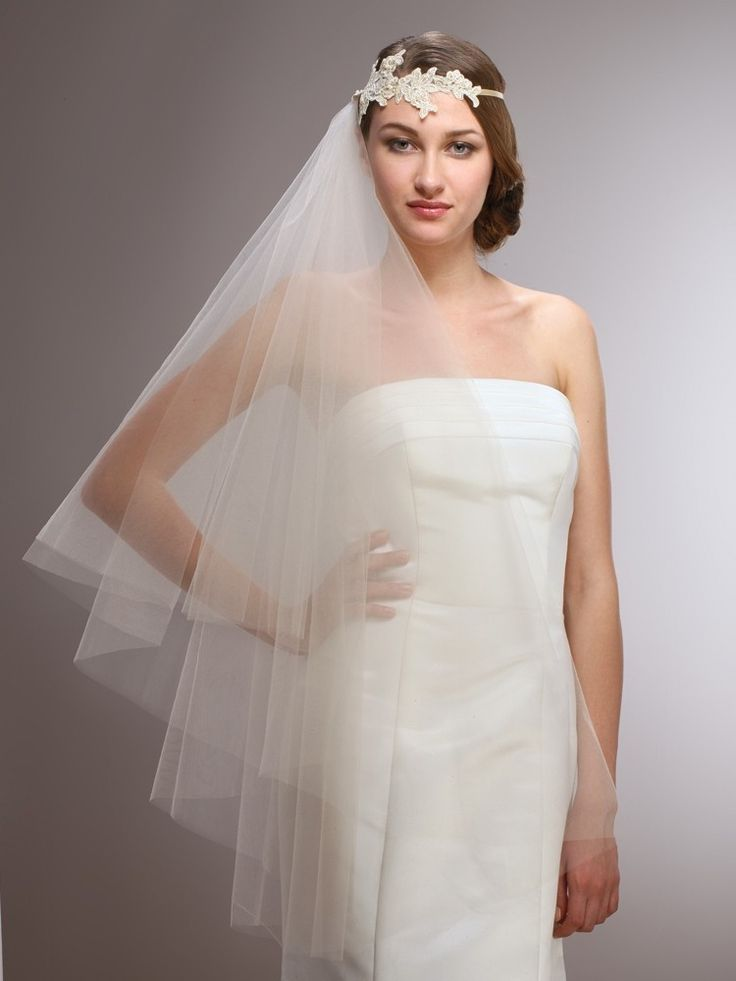 I think this is the best veil I've found. Now, how to make this myself...