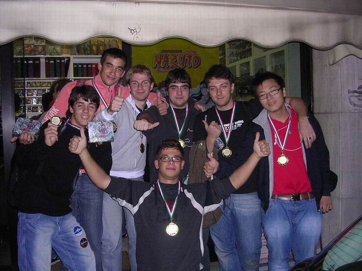 YGSF 2008 - 1° Classificato: Nightmare Team [Hinterland Milano]