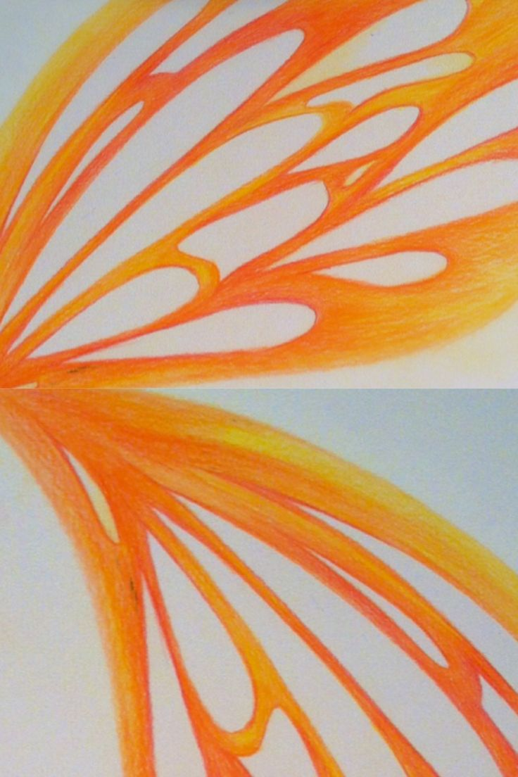 Art colored pencils - Colored Pencil Abstract