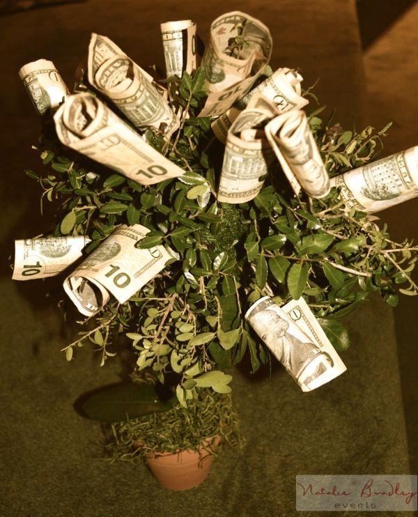 Diy Money Tree Creative Cash Gift Presentation Money