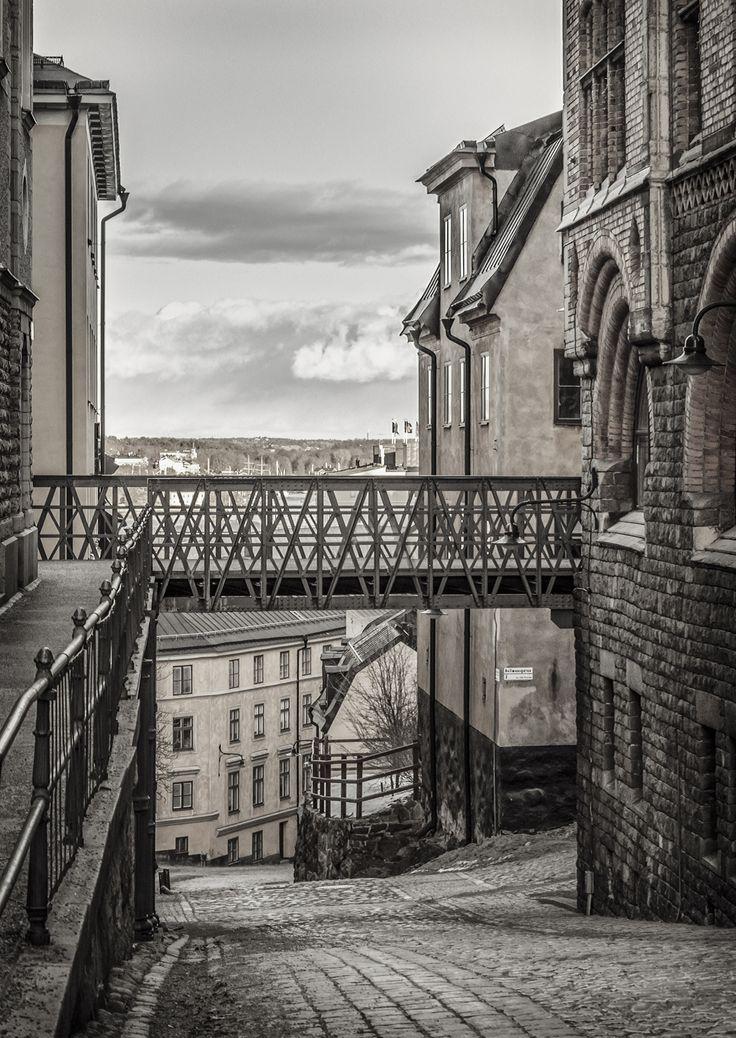 Stockholm, Sweden, Bastugatan. by Anders E. Skånberg on 500px