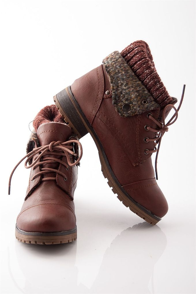 Collection Lace Up Sweater Boots Pictures - Best Fashion Trends ...
