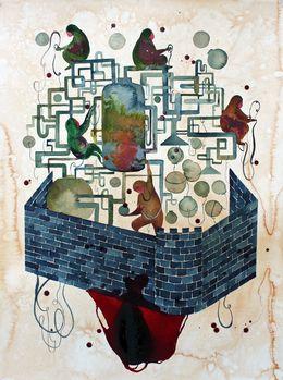 Shiva Ahmadi, 'Brick Wall,' 2017, Leila Heller Gallery