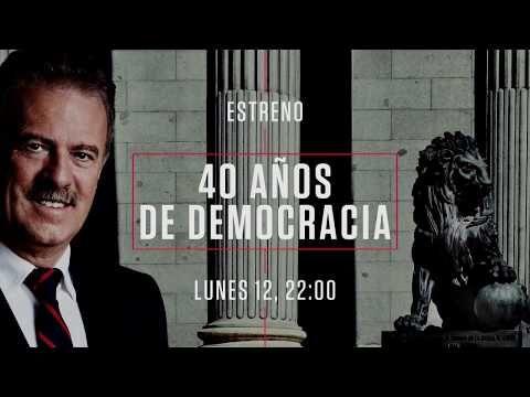 A LA SOMBRA DE LA SABINA: 40 years of democracy in Spain