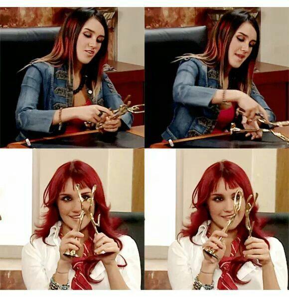 Roberta Pardo #DulceMaria #RBD