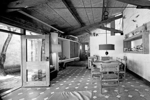 Arq. Fernando Távora -Casa de Ofir,1956