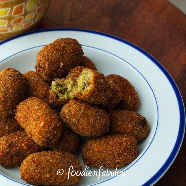 Goan Mackerel Croquettes recipe