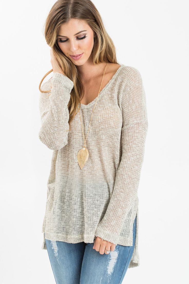 Knit Sweaters for Women, Lightweight Sweaters, Fall Fashion, Women's Boutique