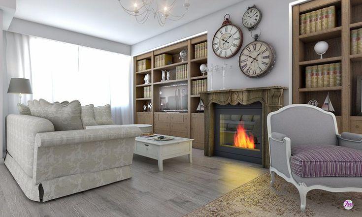 Oltre 25 fantastiche idee su interni di villetta su - Arredatori di interni ...