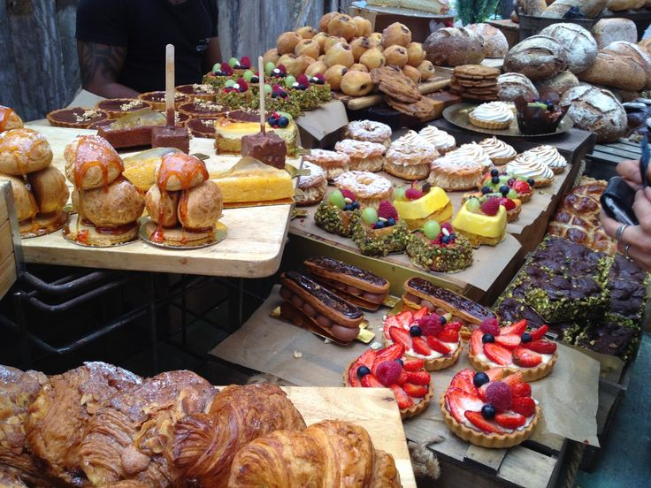 image 1 pastries at the grounds add a great catering element to the event that