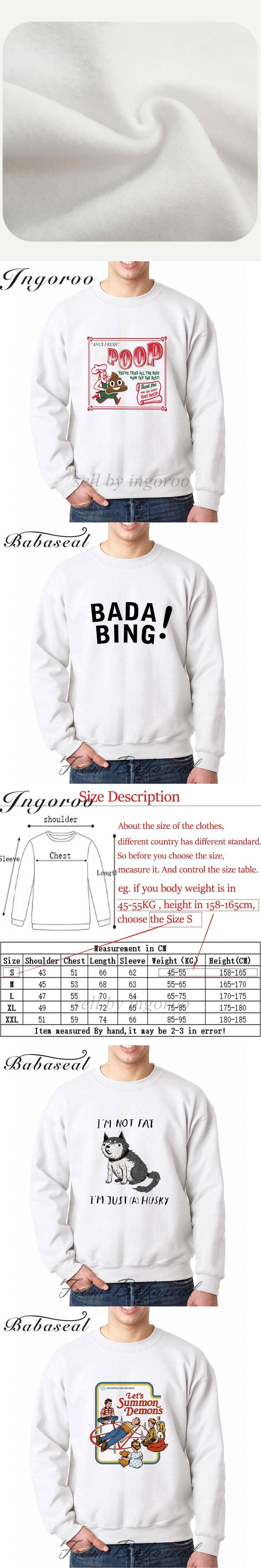 Babaseal Poop Delivery Street Wear Hip Hop Neck Print Sweatshirt Off White Virgil Abloh Weed Hoodie Camouflage Hip Hop Clothing