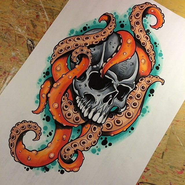 OCTOPUS The Following