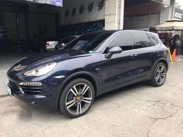 PGA Acquired 2011 Porsche Cayenne Diesel with 21″ Turbo Wheels with Pirelli Tires Very Fresh Musts See Call 09209066805 for more info or click image for price #porsche #cayenne  #porscheclubsuk #autotradephils Please LIKE, LOVE and SHARE this Best Buy SUV