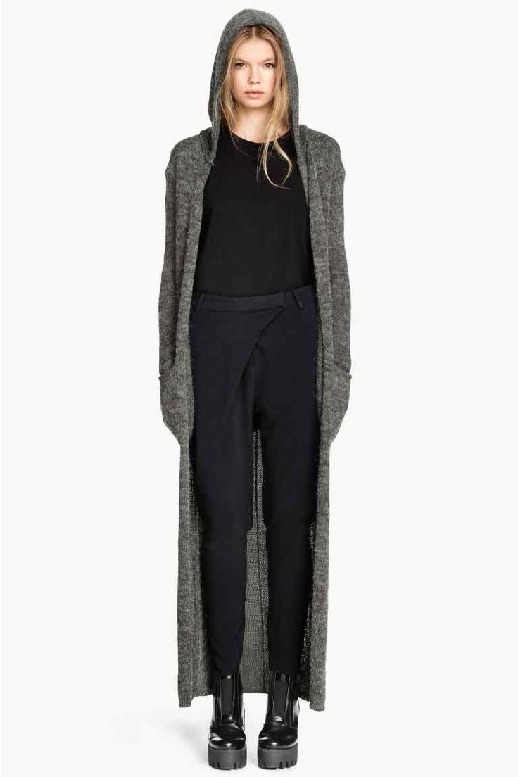 Cárdigan con capucha | H&M