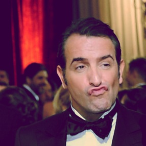 Jean Dujardin. I love my men funny and French