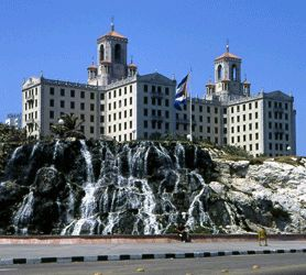 Hotel Nationale, Havana - stayed here