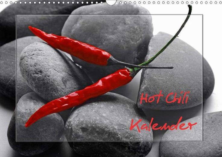 Hot Chili Küchen Kalender - CALVENDO