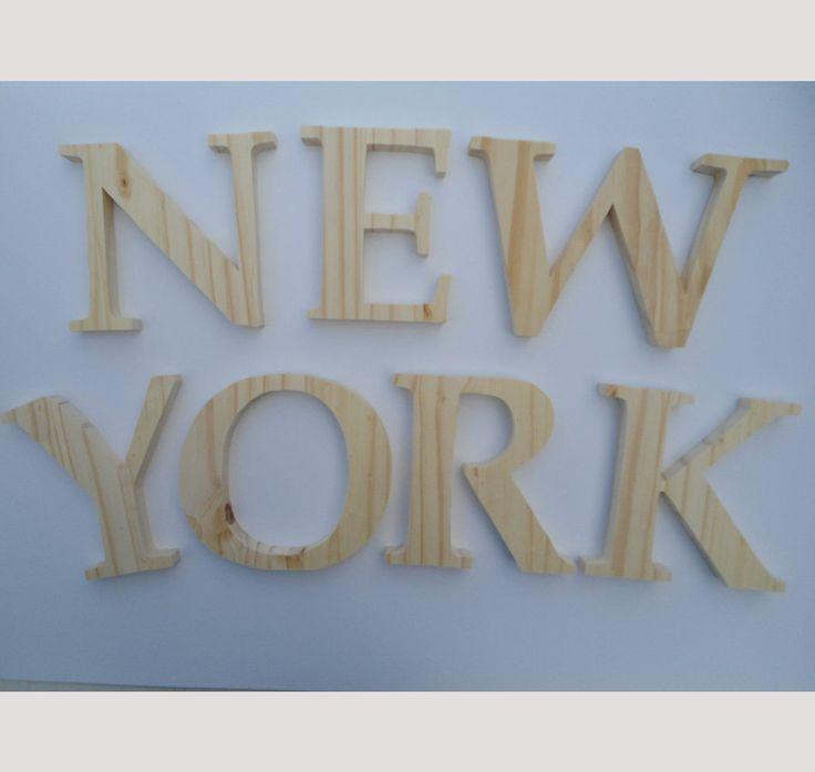 les 25 meilleures id es concernant le tableau lettres d coratives en bois sur pinterest. Black Bedroom Furniture Sets. Home Design Ideas