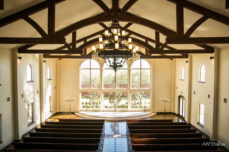 Chapel at Ana Villa, Wedding Venue The Colony, TX #wedding #bride #groom #venue #outdoor #ceremony #reception #dallas #AIVDallas #weddings
