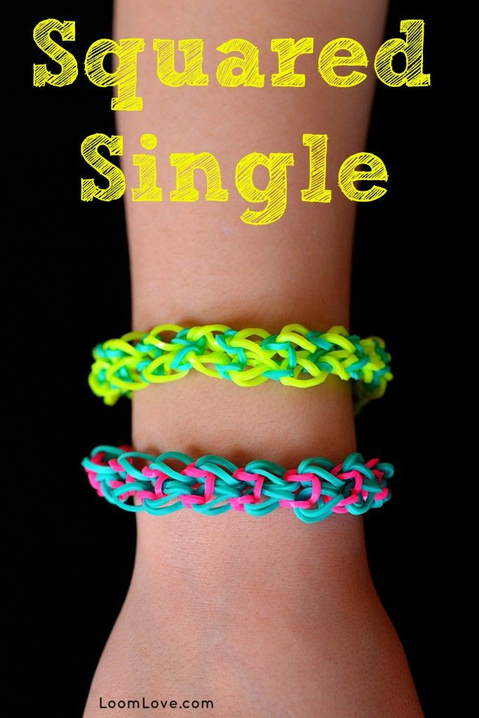 How to Make a Squared Single