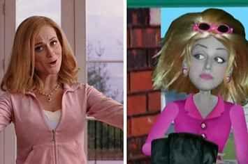 "17 Shocking Similarities Between ""Mean Girls"" And ""Angela Anaconda"""