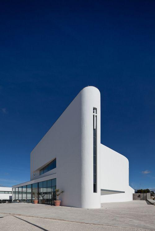 Senhora da Boa Nova Church Roseta Vaz Monteiro Arquitectos