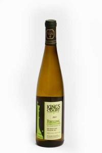 White Wine | 2011 Riesling Estate Bottled