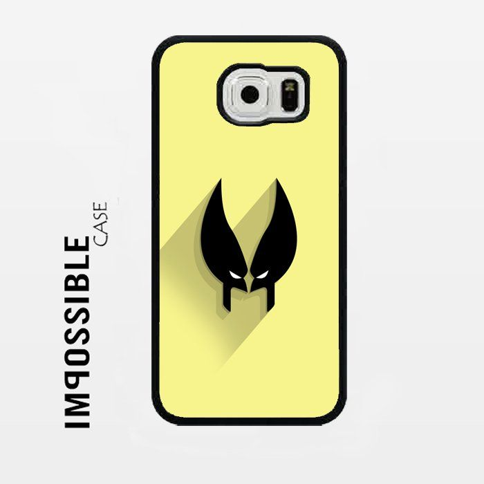 Marvel wolverine Samsung S6 Case #samsungS6 #phonecases #ecrater #google #seo #marketing #shopping #twittershopping