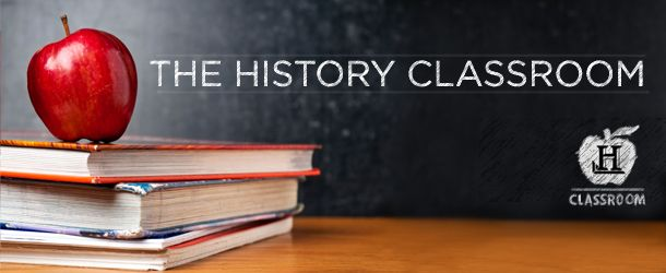 The Classroom for Teacher Guides and History in Your Area - History Channel (Australia and New Zealand)