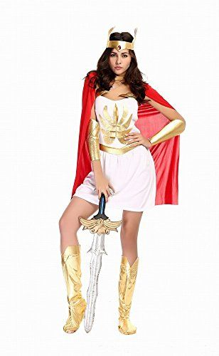 80er Masters of the Universe She-Ra Kostüm ca 59€ | Kostüm-Idee zu Karneval, Halloween & Fasching