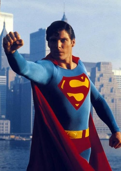 Christopher Reeve - Superman (1978)