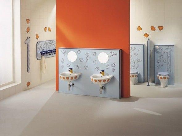 Bathroom Decor Ideas For Toddlers 25 best bathroom for kids - baños para niños images on pinterest