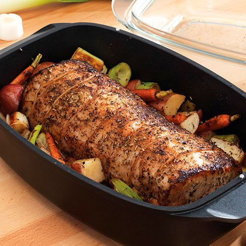 Rosemary+Pork+Roast+with+Vegetables++-+The+Pampered+Chef®
