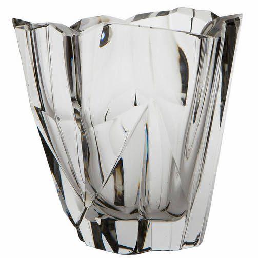 Rare Bamboo art glass, Harvinaista Wirkkalaa, made from molded crystal.