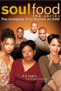 Soul Food, the series. This was so good. And the men were great to look at!