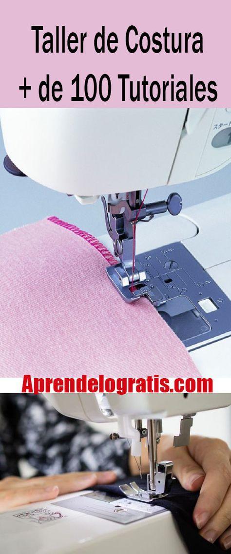 Talleres y cursos de costura para aprender  confección de ropa y todo tipo de p…