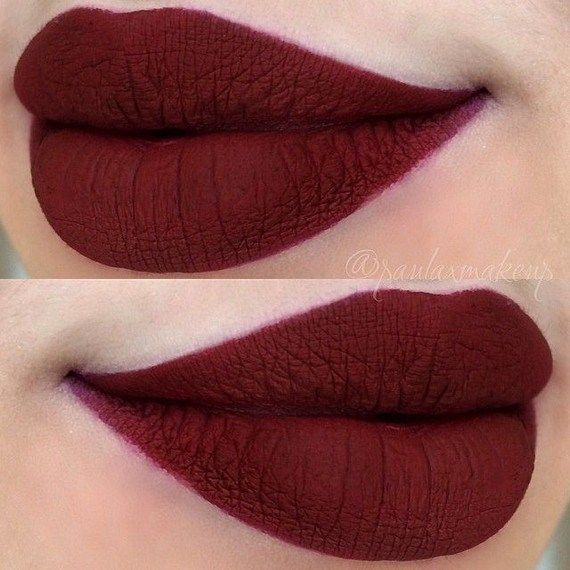 17 Stunning Lip Colors Inspirations Ideas To Try Right Now Fashionable Lip Makeup Lip Colors Matte Lips
