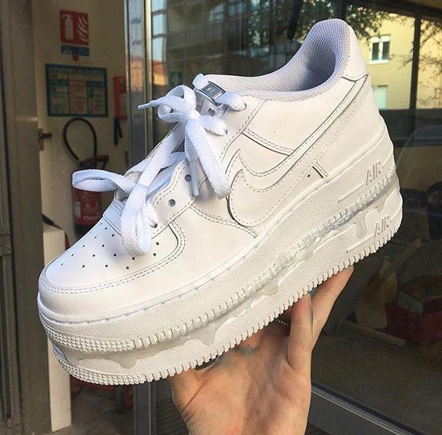 Pin von Alauna Barre auf Nike shoes | Plateaustiefel, Nike ...